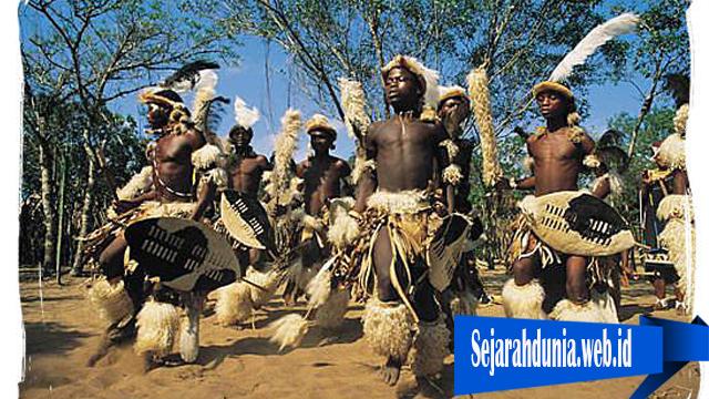 Ulasan Sejarah Afrika