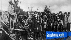 Pemberontak Yang Mengancam Soviet