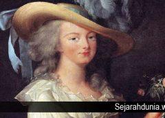 Sejarah Singkat Marie Antoinette