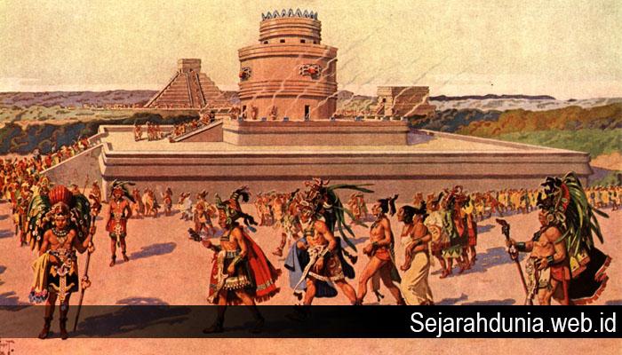 Fakta Menarik Dari Sejarah Suku Maya