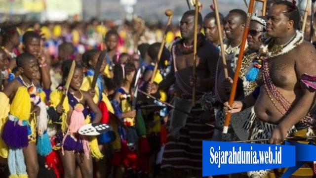 Sejarah Budaya Di Afrika