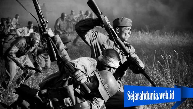 Fakta Mengenai Dari Perang Patriotik Raya