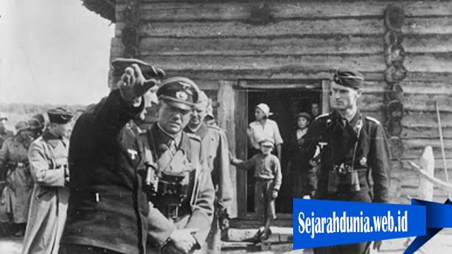 Fakta Tentang Pertempuran Moscow 1941 - 1942
