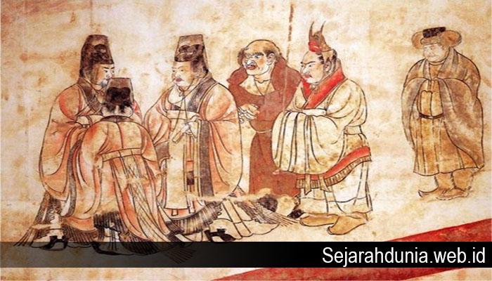 Sejarah Singkat Cina Saat Dinasti Han