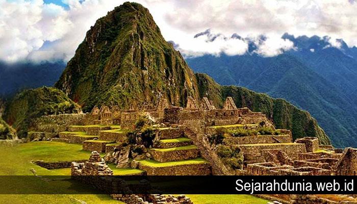 Peninggalan Dari Bangsa Inca