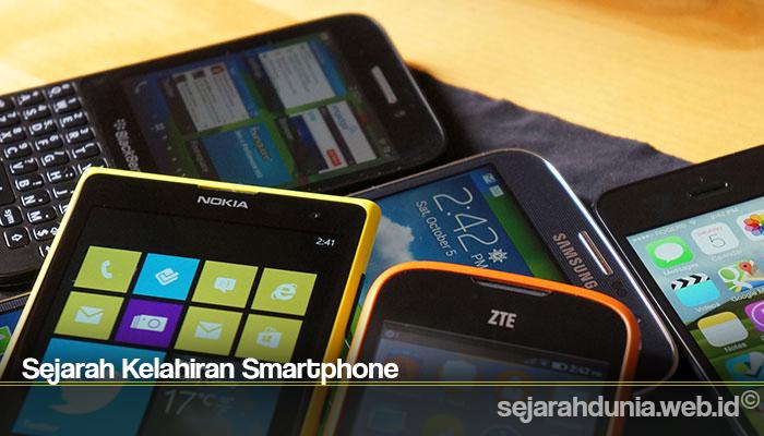Sejarah Kelahiran Smartphone