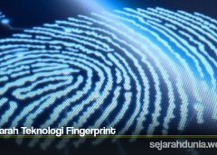 Sejarah Teknologi Fingerprint