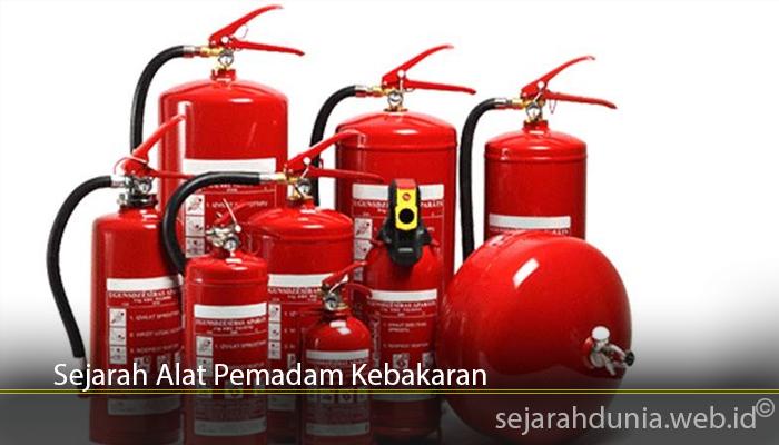 Sejarah Alat Pemadam Kebakaran