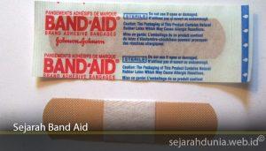 Sejarah Band Aid
