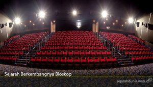 Sejarah Berkembangnya Bioskop