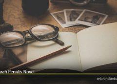 Sejarah Penulis Novel