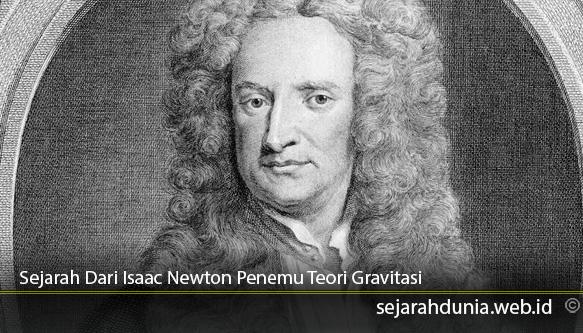 Sejarah-Dari-Isaac-Newton-Penemu-Teori-Gravitasi