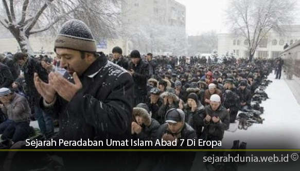 Sejarah-Peradaban-Umat-Islam-Abad-7-Di-Eropa