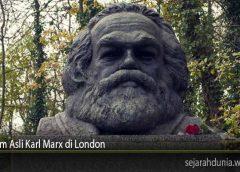 Makam Asli Karl Marx di London